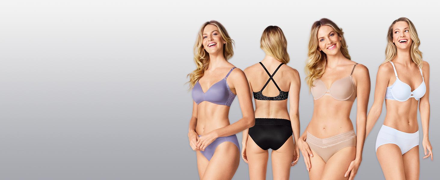 Warner's no side effects bras smoothing bras, best women's bras, bras