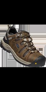 mens flint ii 2 steel toe waterproof safety footwear work boot