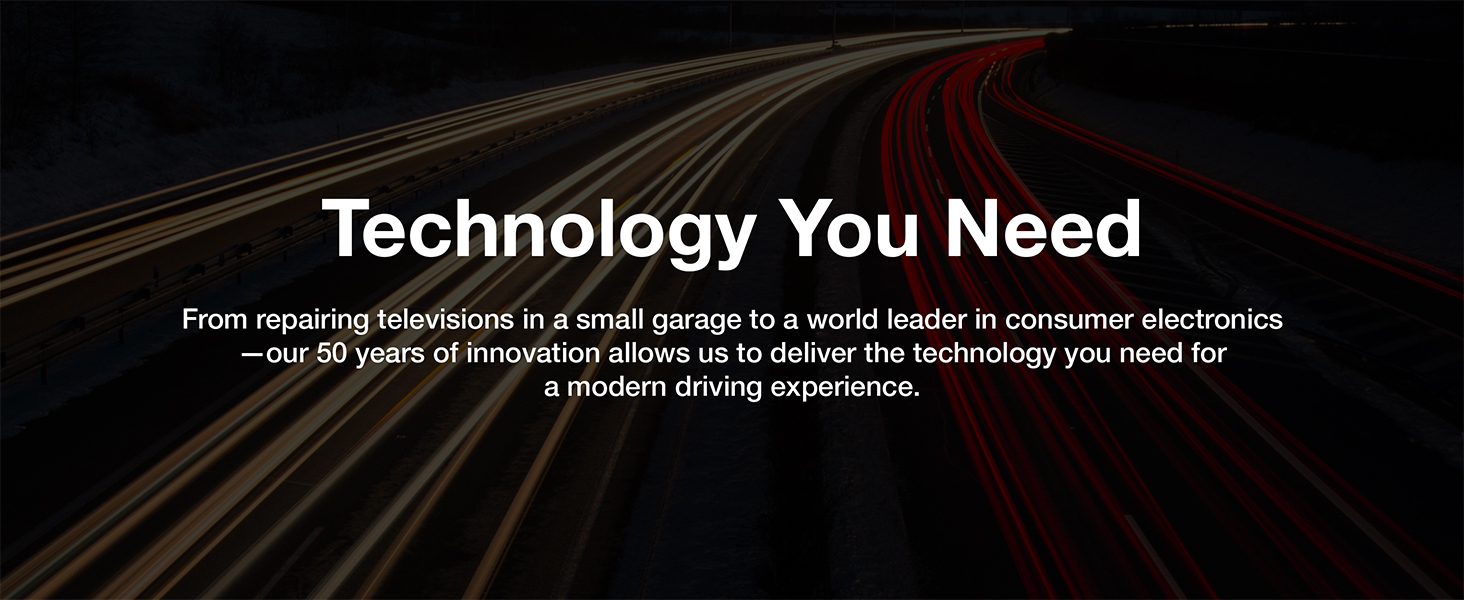 Technology you need