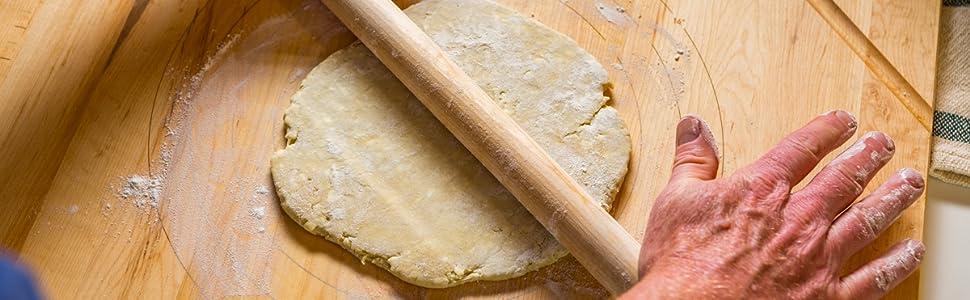 Pizza Dough Lifestyle Image