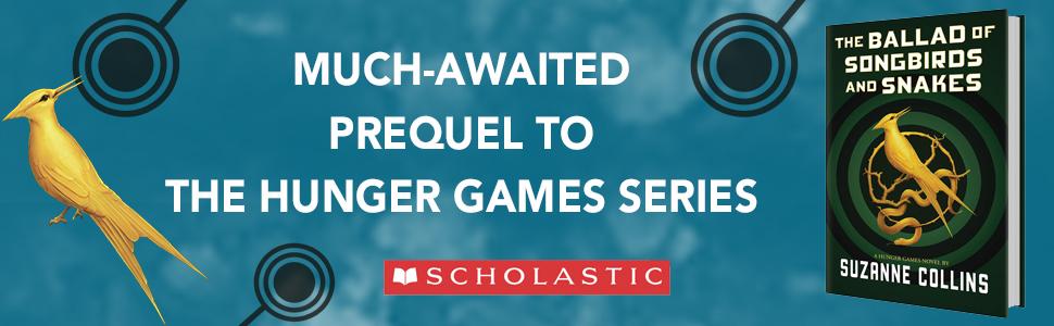 Hunger Games Main Banner