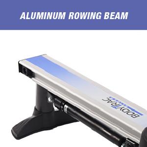 aluminum rowing beam