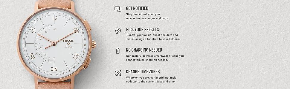 fossil watch; smartwatch; smart watch; touchscreen smartwatch; touch screen watch; women's watch
