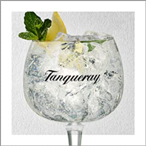 Gin with Lemon & Mint