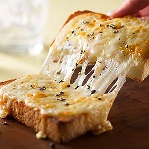 RECIPE1 とろとろチーズトースト