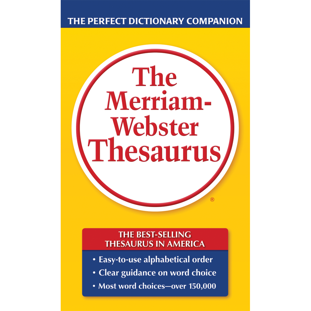 Thesaurus Book Pdf