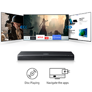 blu-ray player, ubp-x800, blue ray dvd players with wifi