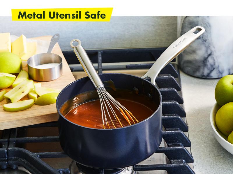 GreenPan, Searsmart, Healthy Ceramic Nonstick, Cookware set, frypan, hard anodized, pfoa, durable