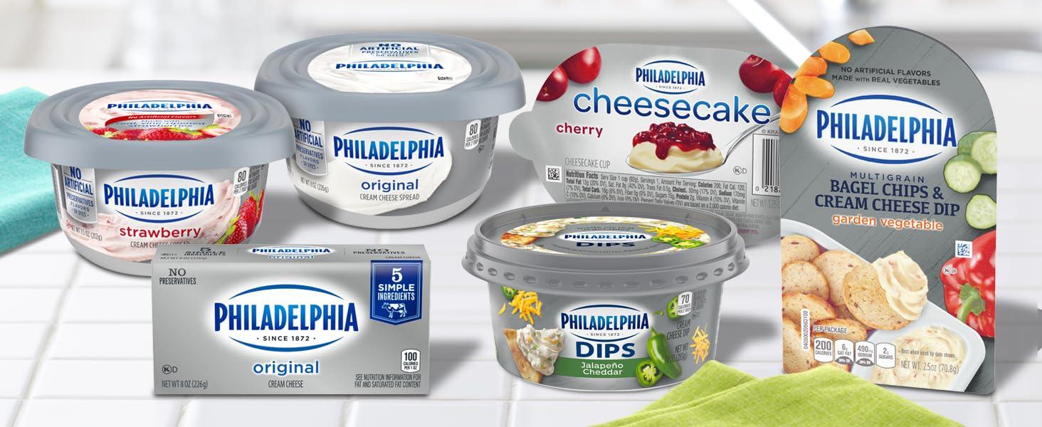 Brilliant Philadelphia Plain Cream Cheese Spread 8 Oz Download Free Architecture Designs Scobabritishbridgeorg