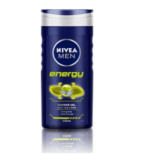 NIVEA Men Energy Shower Gel