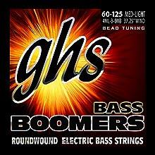 bass strings, boomers, BEAD, BEAD Tuning,, D'addario, ernie ball, slinky, nickel plated,