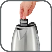 Removable Anti-Scale Filter, Tefal Avanti Kettle