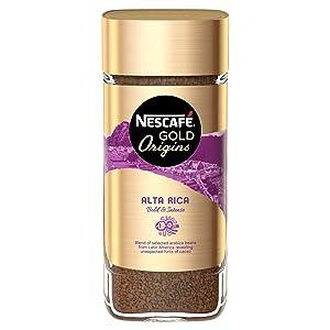 Nescafe, gold, Alta, Rica, Origins