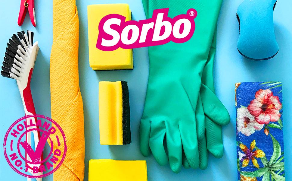 Sorbo   Des solutions de nettoyage étincelantes pour votre maison