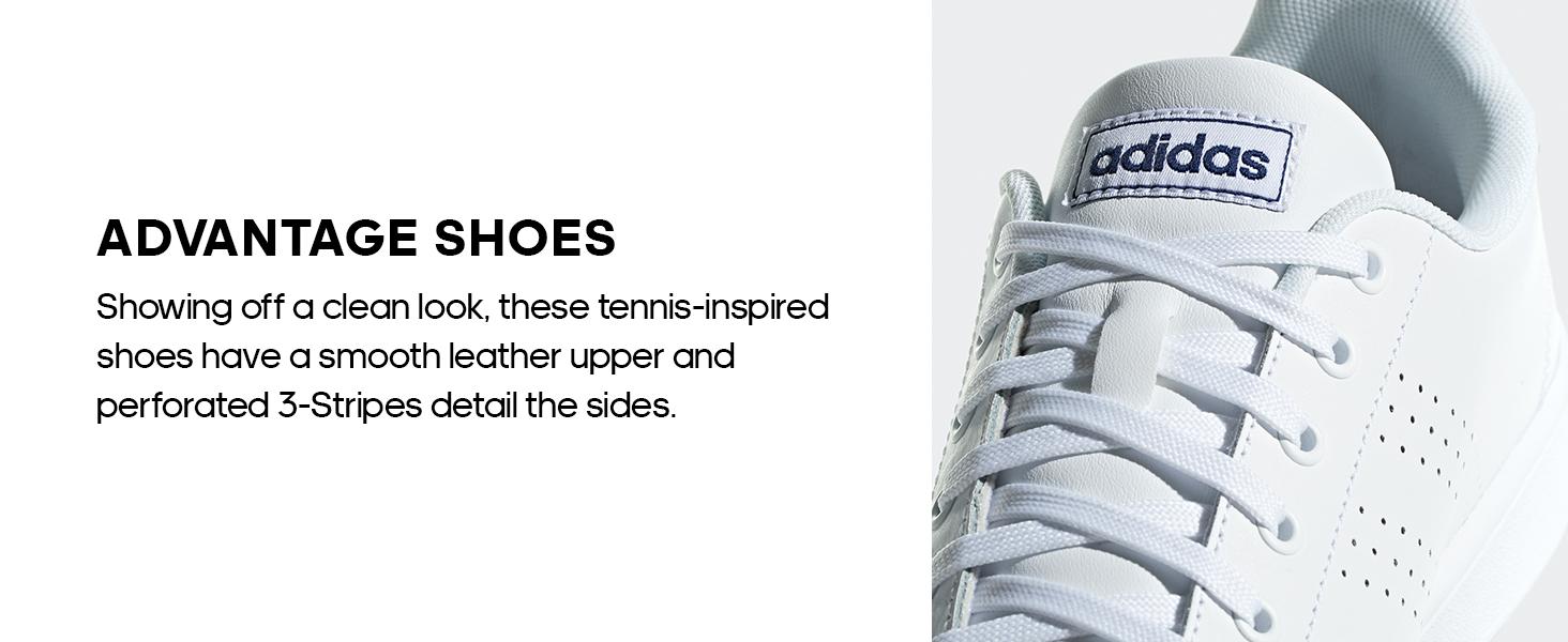 Women's, advantage, cloudfoam, CF, shoes