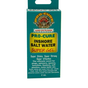 Pro-Cure Inshore Saltwater Super Gel great for artificial bait