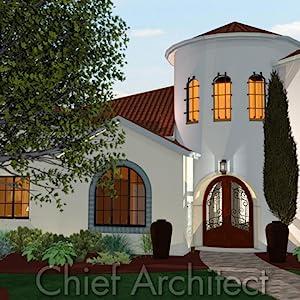 3D Home Design Rendering