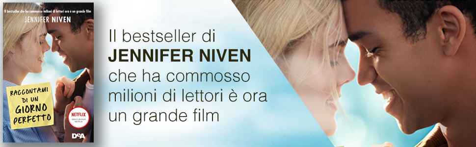 Raccontami Di Un Giorno Perfetto Ebook Niven Jennifer Mambrini Simona Amazon It Kindle Store