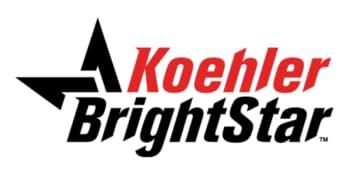 corner logo
