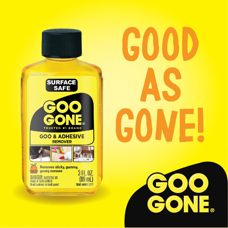 Amazon.com: Goo Gone Original, 3 oz bottle