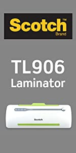 Scotch TL906 Laminator