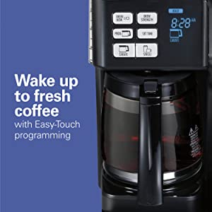 dual coffee maker