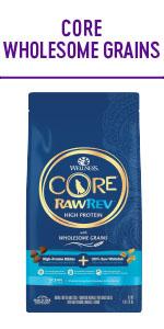 Wellness CORE RawRev Wholesome Grains Dry Dog Food