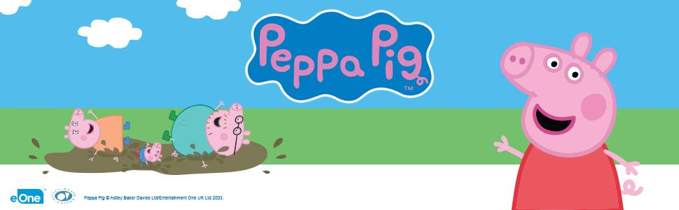 jazwares; peppa pig
