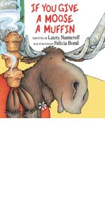 moose muffin, classic, picture books