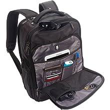 Laptop, Tablet, Backpack, Brooklyn, Kenneth Cole, Designer, RFID, Slim, Lightweight, Laptop Backpack