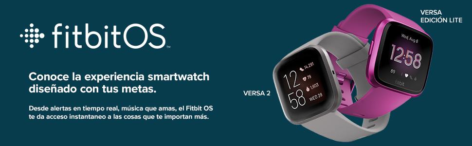 Conoce la experiencia smartwatch diseñado con tus metas
