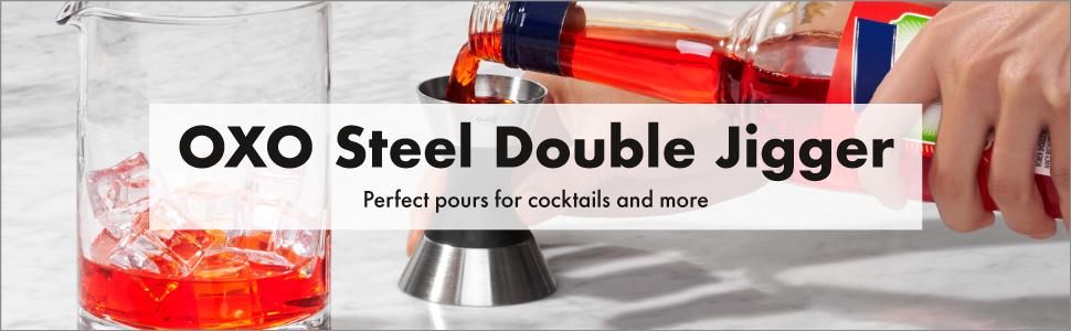 OXO SteeL Double Jigger