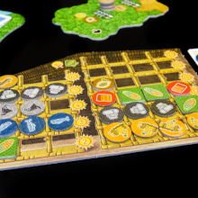 game; board game; game play; altiplano; components