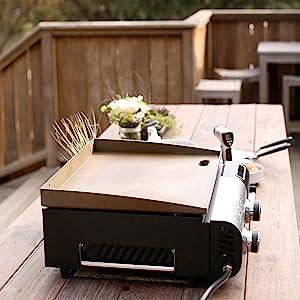 Amazon.com: Cuisinart CCB-500 - Rasqueta para plancha ...