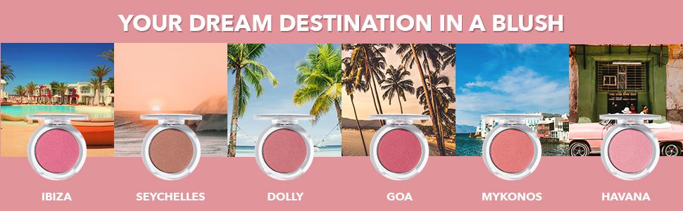 Destination Blush