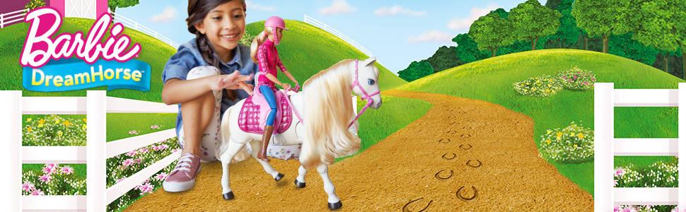 El caballito más interactivo que jamás haya tenido Barbie
