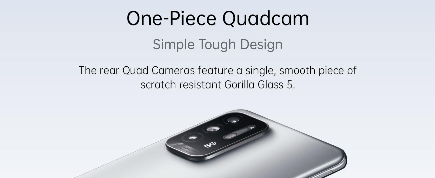 One Piece Quadcam