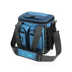 Arctic Zone Titan Guide Series 40 Can Cooler Bleu ou Noir