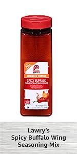 Spicy Buffalo Wing Seasoning Mix