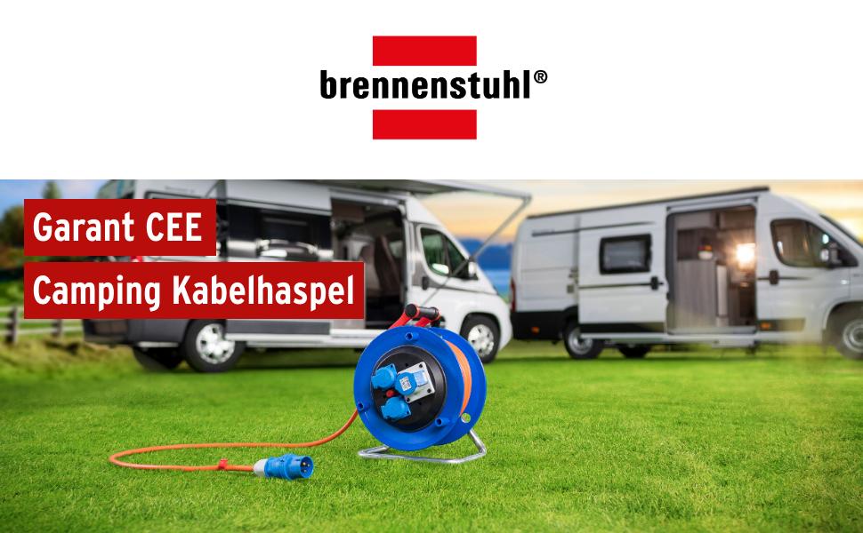 Camping Kabelhaspel