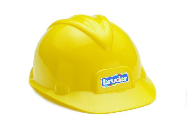 Amazon Com Bruder Construction Toy Hard Hat Toys Amp Games
