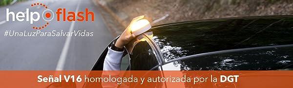 Help Flash, una luz para salvar vidas
