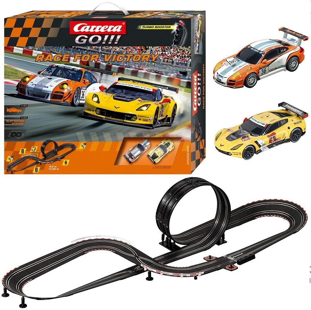 carrera go race for victory slot car race. Black Bedroom Furniture Sets. Home Design Ideas