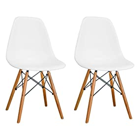 Eiffel Chair, Eames Chair, Paris Tower Chair, Mod Made, Mid Century Chair