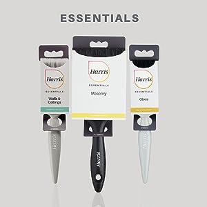 Harris, Essentials, Decoreren, DIY, Penselen, schilderen, roller sets, roller kits