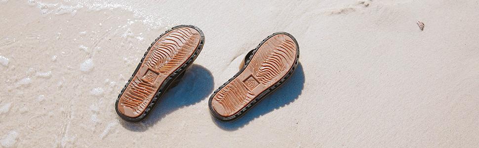 Voyage, Waterproof, Leather, sandals, reef, mens, beach