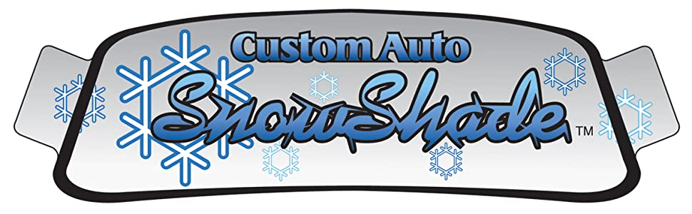 Intro-Tech Custom Auto Snow Shade Logo