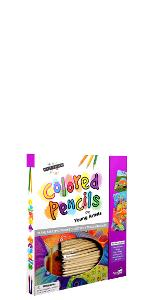 58a35881d SpiceBox Books Kids Gel Pen Kit · SpiceBox Books Petite Picasso Colored  Pencils Kit