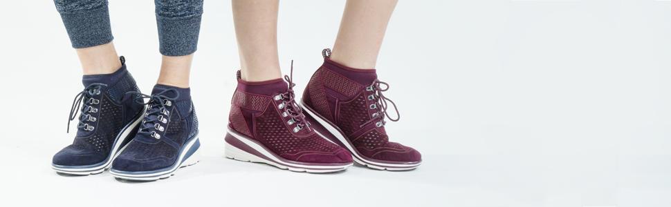 Offbeat Sneaker Booties by Jambu®
