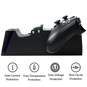 xbox controller charger protection